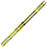 Лыжи беговые Fischer Sprint Crown Yellow Nis